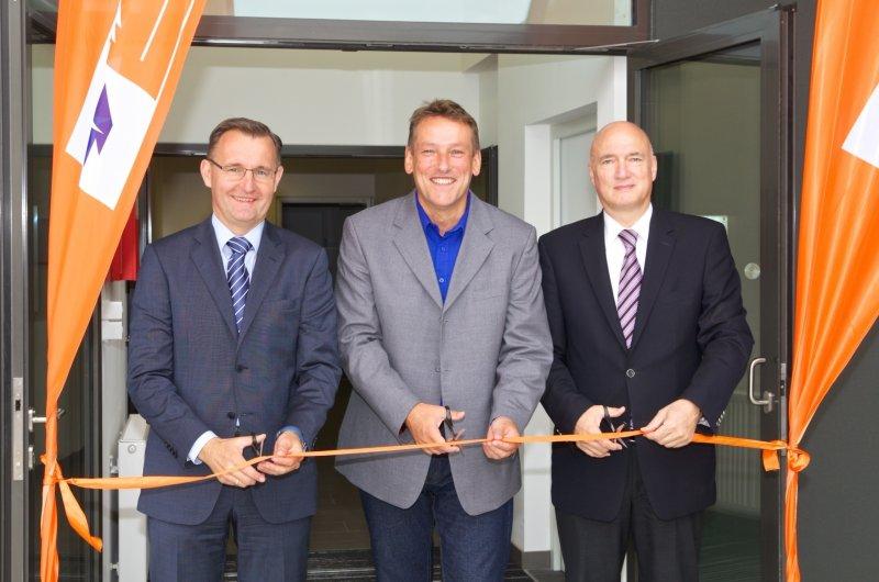 Wien Energie Stromnetz - Neues Betriebsgebäude in Wien-Kagran