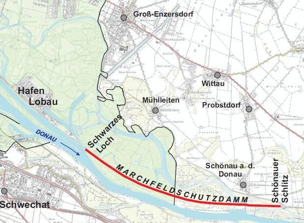 marchfeldschutzdamm