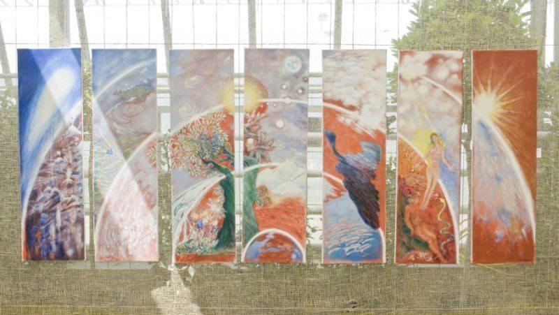 """Blumengärten Hirschstetten: """"International Art View Vienna 2014"""""""