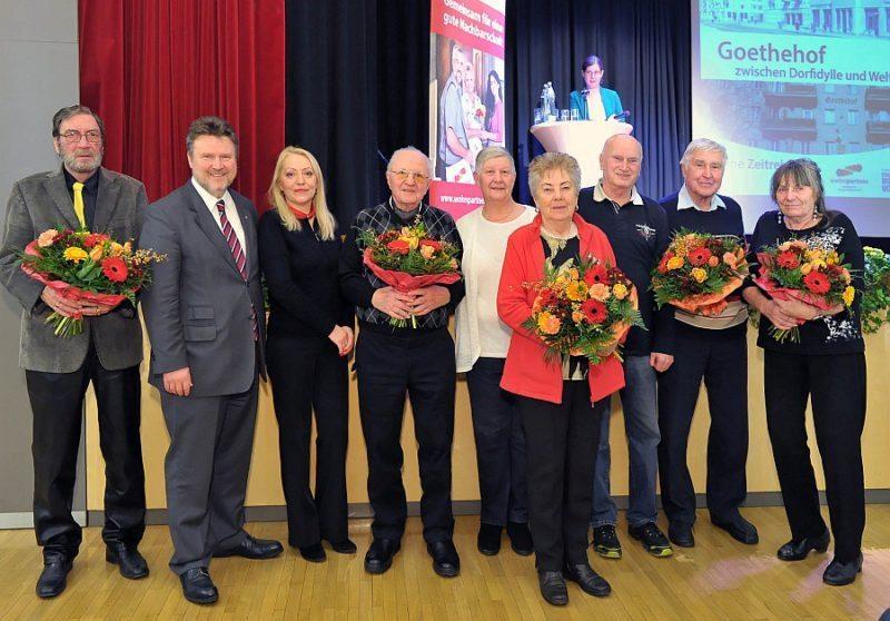 "10. Februar 2015 ""Goethehof zw. Dorfidylle und Weltmetropole"""