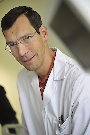 BILD zu OTS - €rztlicher Leiter Priv.Doz. Dr. Matthias Lorenz
